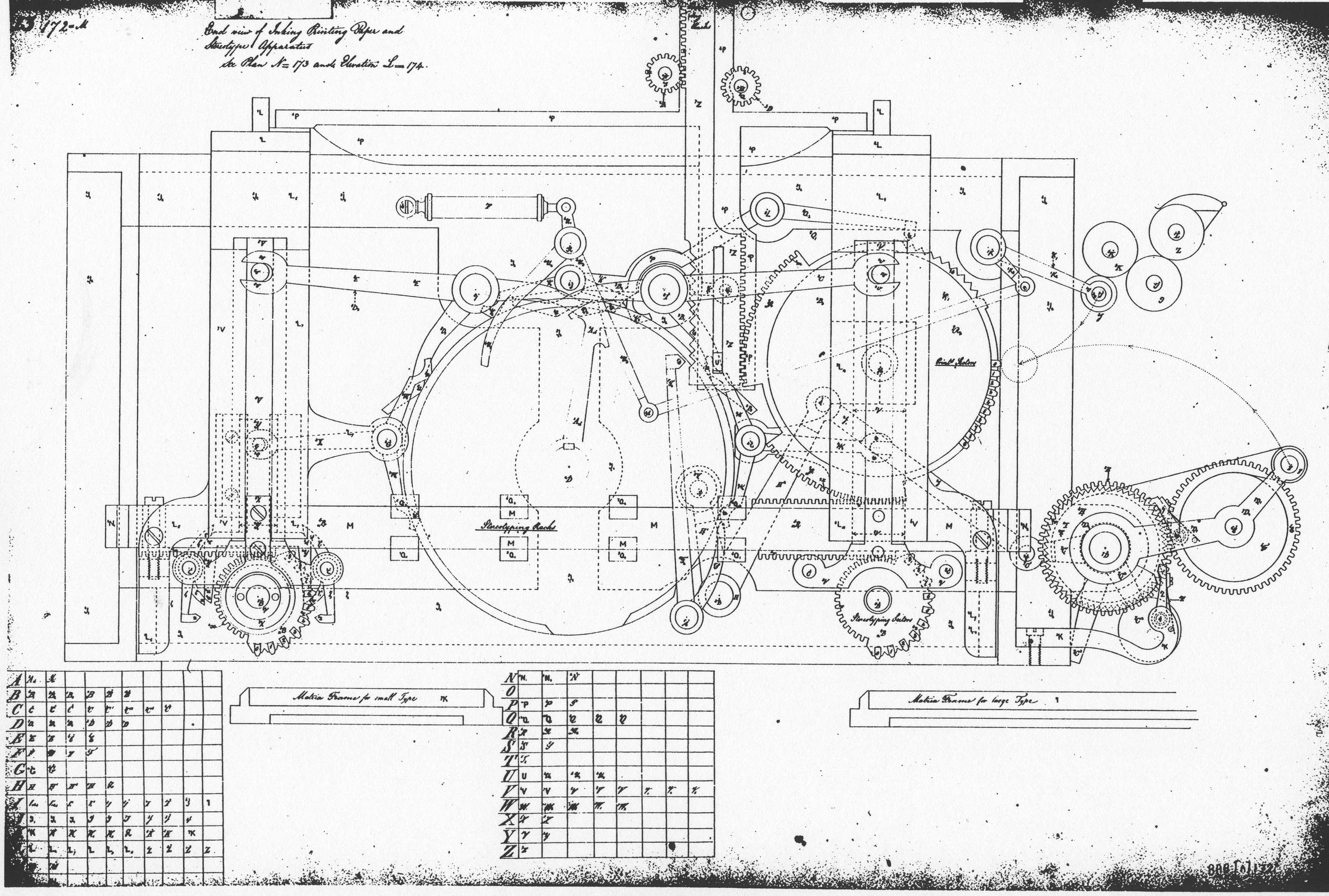 Image Gallery hand drawn engineering drawing