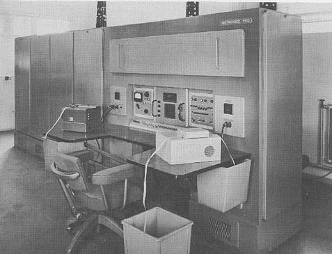 thought to be the first transistor computer to become commercially